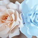Óriás papír rózsa - workshop, Dekoráció, Időpont: 2018.03.04. 10-12 óra (Budapest)  KÉSZÍTSÜNK EGYÜTT ÓRIÁS PAPÍR RÓZSÁT! Megmutat..., Meska