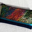 """""""Multipixel"""" tolltartó - neszesszer, Táska, Pénztárca, tok, tárca, Pénztárca, Mobiltok, Varrás, Praktikus kis neszesszer, tolltartó, bármitartó. Kisebb ajándék, meglepetés stílusos """"csomagolásáho..., Meska"""