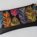 Indián nyár - tolltartó / neszesszer, Praktikus kis neszesszer, tolltartó, bármitartó...