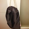 Vízhatlan  hátizsák, Táska, Hátizsák, Tarisznya, Varrás, Nagyon praktikus és divatos hátizsákot készítettem  .. Nagyon  mutatós .. Méretei magasság 42  cm s..., Meska