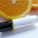 Narancsfaliget roll-on aromaterápiás parfüm., Szépségápolás, Kozmetikum, Szappan, tisztálkodószer, A citrus illóolajokból készült keverék feldobja a hangulatot és narancsos pillanatokat idéz. A gyümö..., Meska