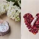 AKCIÓS TAVASZI csomag, Szépségápolás, Szappan, tisztálkodószer, Kozmetikum, Szappankészítés, 400 FTot kedvezmányyel jutsz hozzá ehhez a rózsás ajakápoló - kecsketejes szappan duóhoz.  1800 Ft ..., Meska