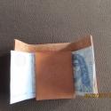 Dollárpénztárca-Egyszerű pénztárca-csak papírpénznek, Táska, Pénztárca, tok, tárca, Pénztárca, Bőrművesség, A TERMÉK ELKÉSZÍTÉSI IDEJE VÁLTOZHAT A MEGADOTTHOZ KÉPEST,RENDELÉS MENNYISÉGÉTŐL FÜGGŐEN HAMARABB I..., Meska