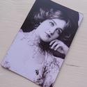Vintage képeslap - Lily Elsie, Dekoráció, Naptár, képeslap, album, Otthon, lakberendezés, Képeslap, levélpapír, Valódi, kézzel készült vintage képeslap, mely akár postán is feladható! (borítékkal és anélkül is 11..., Meska