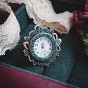 Miss Mabel Nesbitt - artdeco stílusú gyűrűóra, Ékszer, óra, Esküvő, Esküvői ékszer, Karóra, óra, Oly sok kérésnek eleget téve, a kollekció keretében végre megérkeztek az gyűrűórák! Mutatós és persz..., Meska