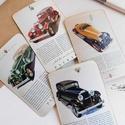 4 darabos Vintage képeslap kollekció - Oldtimer autók 3., Dekoráció, Naptár, képeslap, album, Otthon, lakberendezés, Képeslap, levélpapír, Ha nem tudsz választani, inkább menj biztosra és vidd mind a négy szépséget! :)  Így csoportosan még..., Meska