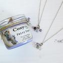 Fairy Dust szójagyertya - CozyPlum Candles