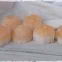 Színes álom gyertya, Dekoráció, Otthon, lakberendezés, Esküvő, Esküvői dekoráció, Gyertya-, mécseskészítés, Muffin méretű gyertya. Tökéletes kiegészítő dekoráció egy megnyugtató fürdőzéshez.  kb.6,5x3,5 cm  ..., Meska