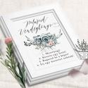 Esküvői fotóalbum felirat, polaroid fotó felirat, fénykép, esküvői fotó felirat dekoráció, Esküvő, Esküvői dekoráció, Meghívó, ültetőkártya, köszönőajándék, Hívjátok fel a vendégek figyelmét a fotókészítésre ezzel a polaroid vendégkönyv felirattal.   A fent..., Meska