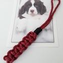 Rágcsi, Otthon & Lakás, Kisállatoknak, Kutyáknak, Csomózás, Ezt a kutyus rágcsát, jatékot kis termetű kutyusoknak készítettem. Paracord zsinórból készítettem b..., Meska