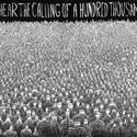 Do you hear the calling of the houndred thousand voice?, Művészet, Grafika & Illusztráció, Fotó, grafika, rajz, illusztráció, Tussal készült tömegportré.   A kép saját ötlet alapján készült, egyedi kivitelezésű, nem másolat. ..., Meska
