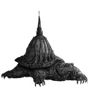 Parlamenteknős, Művészet, Grafika & Illusztráció, Fotó, grafika, rajz, illusztráció, A törvényhozás tempóját kifigurázó grafika. A kép saját ötlet alapján készült, egyedi kivitelezésű,..., Meska