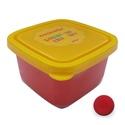 Sanat Kili ultrakönnyű levegőn száradó gyurma piros 40kg, Próbáld ki Te is ezt a hihetetlen anyagot! A 40g...