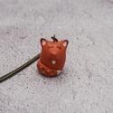 Róka könyvjelző, Ez a kis rókás könyvjelző süthető gyurmábó...