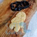 Star Wars süteménykiszúró kekszkiszúró, A sütikiszúró kb 9 cm magas, választható csak...