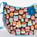 Edit7476 rendelése:Barna muffinos pelenkázó táska, Szívesen csinálok rendelésre bármilyen neked t...