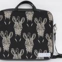 Vargazsuzsa rendelése: Zebrás laptop táska, Szívesen készítek az általad kiválasztott any...