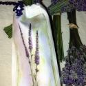 Üdv: Levendula LEFOGLALVA BEJUSNAK, Hétvégén Levendula fesztiválon voltunk a férj...