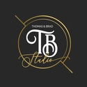 Logó készítése, logó szerkesztése, egyedi logó, modern logó, arany színű felirattal, esküvői logó, Mindenmás, Modern logó, arany színű felirattal, a képen látható módon, azzal megegyező dizájnnal.  Log..., Meska