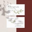 Logó, logo készítése, logó szerkesztése, egyedi logó, greenery logó, botanical logó, esküvői logó, Mindenmás, Zöld leveles, minimalista logó / logo, a képen látható módon, azzal megegyező dizájnnal.  Lo..., Meska