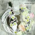 Tavaszfás ajtódísz, Dekoráció, Dísz, Anyák napja, Milyen színben szeretnél? Ird meg megrendeléskor., Meska