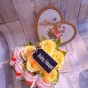 Virágdobozok széles választékban, Otthon, lakberendezés, Dekoráció, Anyák napja, Virágkötés, Többféle színben készült,de egyedi igényre tudok még készíteni más színben is. Kérlek a rendelés le..., Meska