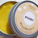 Mangó-Mandarin bőrápoló testvaj, Szépségápolás, Kozmetikum, Kozmetikum készítés, Mangó&Mandarin bőrápoló testvaj 50 ml  Összetevők:  Sheavaj: a sheavaj titka, hogy összetétele nagy..., Meska