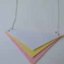 Fagyi bomba - # 3 - Vidám  nyári minimalista  nyaklánc , A nyár közeledtét várva készült el, ez a  ny...