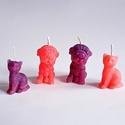 Pink gyertya csomag, Otthon & lakás, Lakberendezés, Gyertya, mécses, gyertyatartó, Dekoráció, Képzőművészet, Pink gyertya csomag  Csomagban olcsóbb!!! ;)  Valóban ilyen színük van, a pink neonos, nagyon dögöse..., Meska