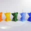 Csakra Kutya Gyertya Kollekció, Otthon & lakás, Lakberendezés, Gyertya, mécses, gyertyatartó, Dekoráció, Képzőművészet, Csakra Kutya Gyertya Kollekció  Buddha gyertyák a 7 fő csakránk színeiben. Kollekció, tehát őket így..., Meska