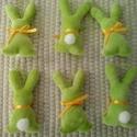 Nyuszkók zöldben, Lassan itt a Húsvét és ismét lehet dekorálni ...