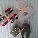 Kabalacicák, Ezek a cicusok szerencsét hozó kabala figurák. ...