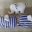 Elefántok otthonra..., Gyűrhető, nyomogatható, szerethető elefánt. K...