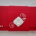 Boríték és dobozka csomag Joel91 részére, Naptár, képeslap, album, Esküvő, Ajándékkísérő, Nászajándék, Papírművészet, 4 db menyecsketánc boríték , az 1-es képen látható és 1 db ajándékátadó dobozka képeslap tetővel,  ..., Meska