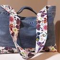 Pillangós tavaszi táska