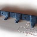 Modern fogas 4-es, Otthon, lakberendezés, A fogas szélessége 30cm, magassága 5cm., Meska