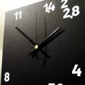 Falióra fotósoknak, Egy egyszerű falióra kis csavarral: az óra szá...