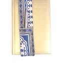 Tolltartó / könyvjelző, Dekoráció, Naptár, képeslap, album, Könyvjelző, Varrás, Ez a tolltartó használható naplókhoz, naptárakhoz, jegyzetfüzetekhez. Könyvjelzőként is funkcionál,..., Meska