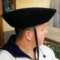 Csikós kalap, Férfiaknak, Ékszer, kiegészítő, Hagyományőrző ajándékok, A kalap anyaga filc és keményitett 9 cm peremmel ,készül. mérete 54-63 cm ig. írd melyik kell., Meska