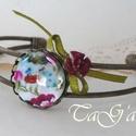 Kerti virágok (karperec), Merev karperec bronz színben. Tünemény (harmoni...