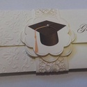 Pénzátadó boríték diplomaosztóra, Naptár, képeslap, album, Otthon, lakberendezés, Képeslap, levélpapír, Ajándékkísérő, Papírművészet, Pénzátadó boríték diplomaosztóra, Meska