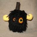 Szörnyek kulcstartóra, táskára, vagy csak úgy Valentin napra, Ezek a kis szörnyek kulcstartókon érzik magukat...