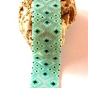 Zöldözön zöldülés, Ékszer, óra, Ruha, divat, cipő, Karkötő, Szerintem a karkötő névadásának pillanatában már éreztette agyacskámra gyakorolt hatását ..., Meska