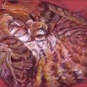 Állatportrék, Képzőművészet, Grafika, Rajz, Kedvencekről, kisállatokról készítek portrékat küldött fotó alapján, különböző mérete..., Meska
