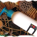 Sampon festett hajra kamillavízzel, aloe verával ÉDESNARANCS-DIÓ 200 ml., Szépségápolás, Mindenmás, Festett hajra is összeállítottam egy organikus összetevőkből álló sampont. Körömvirág, sárgabarack ..., Meska