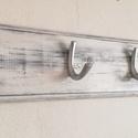 Fogas - Roll, Bútor, Otthon, lakberendezés, Fogantyú, Polc, A  fogas egy eredeti vintage stílusú kiegészítő, jellegzetesen patinázott, hogy vintage hatást kelts..., Meska