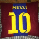 Messi párna