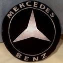 Mercedes Benz logó párna , Népszerű autós párnák puha polár anyagból  ...