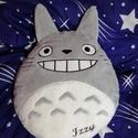Totoro párna , Puha tapintásu welsoft anyagból készült Totoro...