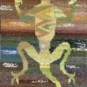 Gyapjúszőnyeg  Falikép  SZ30012, Hagyományos technikával, szövőszéken szövöt...